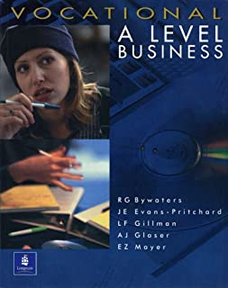 Vocational A Level Business Paper