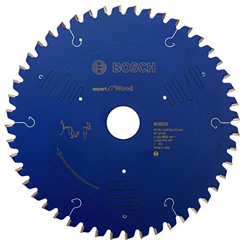 2608642497 BOSCH EXPERT FOR WOOD CIRCULAR SAW BLADE 216 X 30 X 2.4 MM, 48