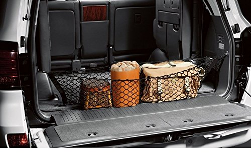 Trunknets Inc Envelope Style Trunk Cargo Net for Lexus LX570 2008 – 2020 New