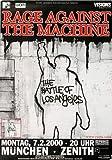 Rage Against The Machine - The Battle, München 2000 »