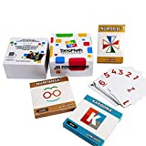 Home Kit Junior (Grades K-2): Set of 3 Math Card & Puzzle Games For Kids At Home - SUPERIOR Math Educational Resource - Kids Learn To Master Facts Quickly & Efficiently Without Counting Or Memorizing!