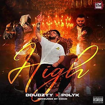 High (feat. POLYK & Konic)