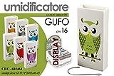 SET 4 UMIDIFICATORI TERMOSIFONE GUFETTI RISCALDAMENTO CALORE ART. 603464