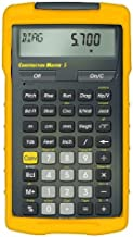 $64 » Calculated Industries 4050 Construction Master 5 Construction Calculator by Calculated Industries