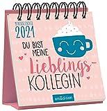 Du bist meine Lieblingskollegin: Minikalender 2021