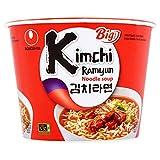 Nongshim Fideos Instantáneos Sopa Grande KimChi 16x112 gr