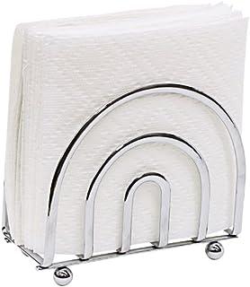 Home Basics Paper Napkin Holder/ Freestanding Tissue Dispenser For Kitchen Countertops,..