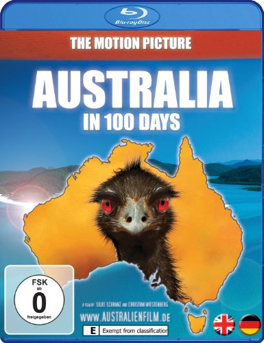 Australia in 100 days - the motion picture - Blu-ray