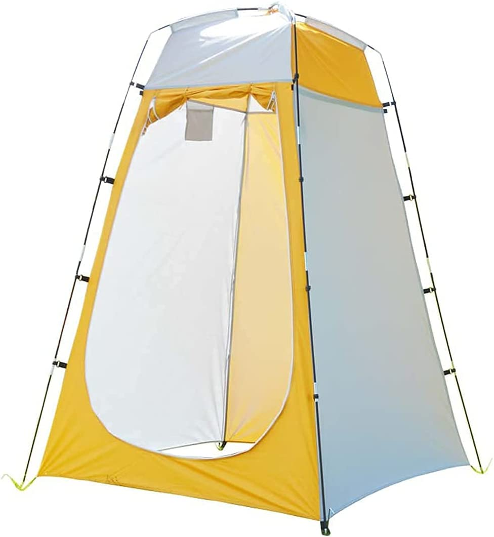 Xinmier Portable Camping Max 64% OFF Toilet Tent Beach Shower Super sale period limited Privacy -