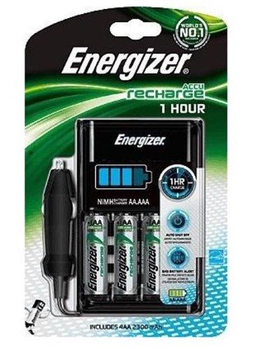 Energizer Quattro Ladegerät