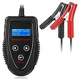 ZHITING Tester Batteria Auto 12V Analizzatore Digitale Tensione 20-1200 CCA Battery Test Strumento Diagnostico per Auto Barca Moto