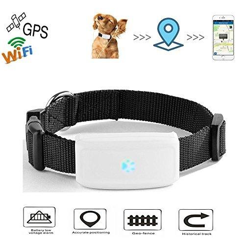 Gps Pet Tracker Anti-lost GPS Locating Pet Tracker
