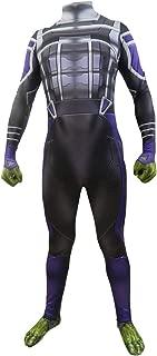AEMUT Marvel Los Vengadores Hulk Mono Lycra Spandex Cosplay ...