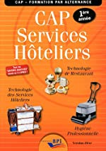 Cap Services Hoteliers Eleve