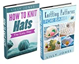 (2 Book Bundle) 'Knitting Patterns For Babies' & 'How to Knit Hats: The Easy Way'