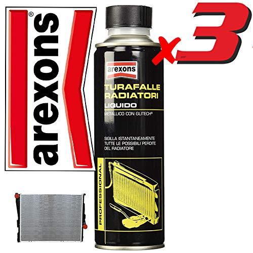 lubrificantiricambiAREXONS 3 X Arexons 3571 Turafalle Liquido per Radiatori