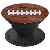 Football Player Sports Fan Team Coach PopSockets Grip and Stand for Phones and Tablets