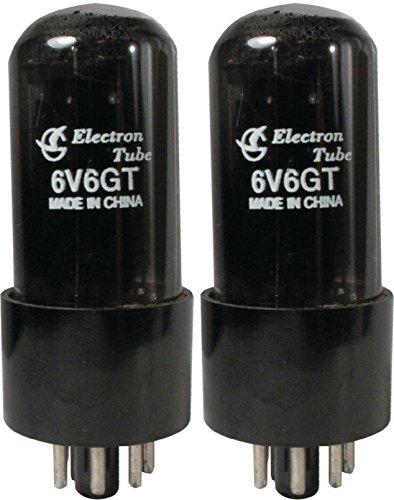 JJ 6V6 6V6S Vacuum Tubes 6V6GT New In Box Plate Current Matched Quad 4