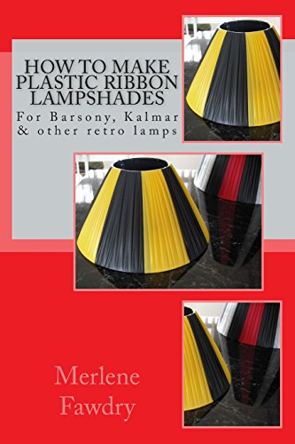 How to Make Plastic Ribbon Lamps...