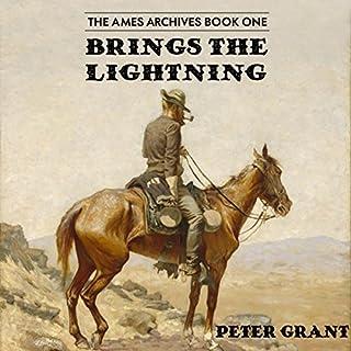 Brings the Lightning audiobook cover art