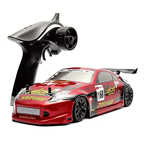 THj 1/16 4x4 RTR USB RC 4WD 2.4Ghz Radio Control Remoto Electrónico Deportes Carreras Drift Car Alta Velocidad 360 °; Rotación Stunt Dri