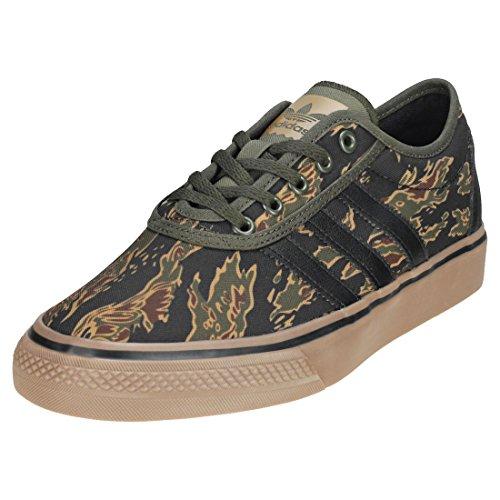 adidas Adi-Ease, Chaussures de Skateboard Mixte, Multicolore (Carnoc/Negbás/Gum5 000), 39 1/3 EU