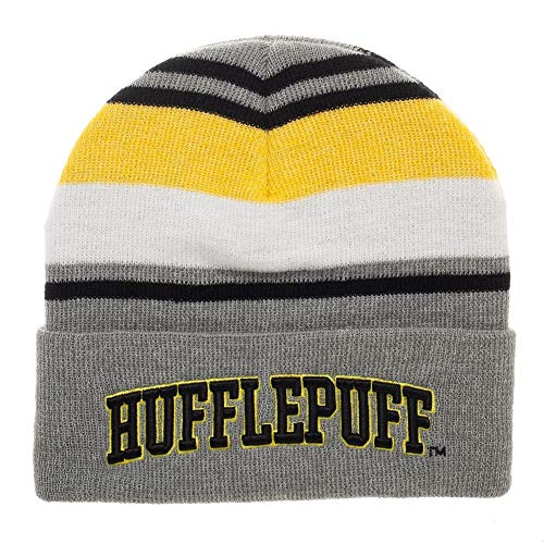 Gorro lana Hafflepuff Harry Potter