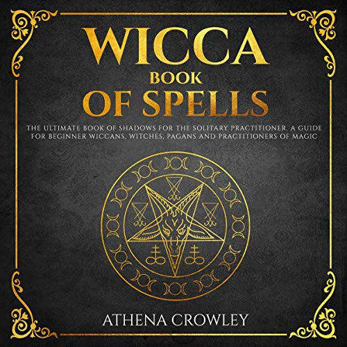 Couverture de Wicca Book of Spells