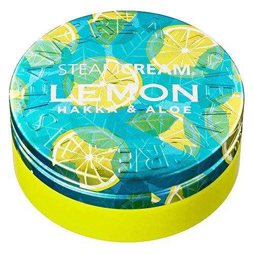 スチームクリーム(STEAMCREAM)ハッカ&アロエレモン