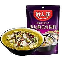 好人家 老壇酸菜魚調味料 360g 酸菜鱼调料 ネコポス