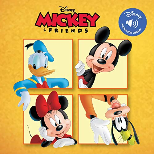 Mickey & Friends cover art