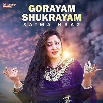 Gorayam Shukrayam - Single