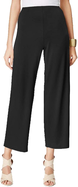 Alfani Petite Solid Culotte Pants