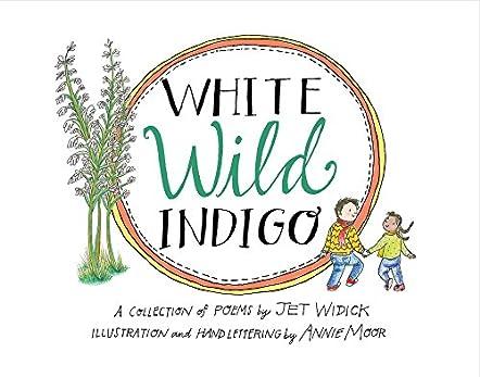 White Wild Indigo