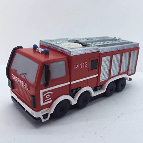 Topshop24you tolle Sparbüchse,Spardose Feuerwehr,Feuerwehrauto