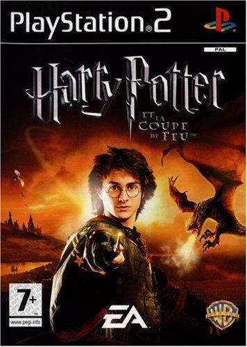 Electronic Arts Harry potter e il calice di fuoco, PS2