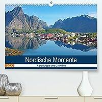 Nordische Momente (Premium, hochwertiger DIN A2 Wandkalender 2022, Kunstdruck in Hochglanz): Der Nordlandexperte entfuehrt den Betrachter in die wunderschoenen Weiten Skandinaviens (Monatskalender, 14 Seiten )