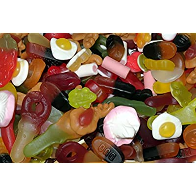 jelly gummy & haribo pick n mix 500g Jelly Gummy & Haribo Pick n Mix 500g 51tZYAGb6xL