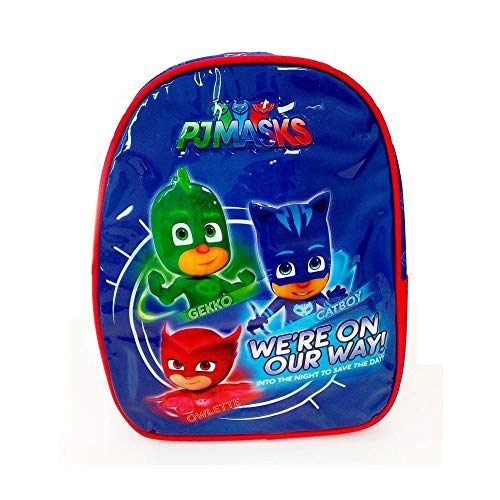 Kidz Corner Pj Masks Mochila infantil, 75 cm, 108 liters, Azul (Blu)