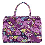 Vera Bradley Frame Travel Bag