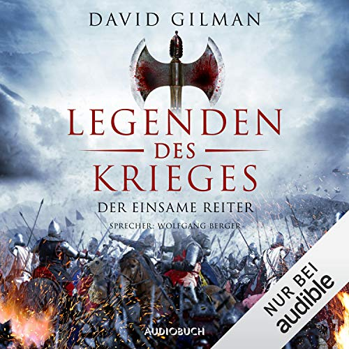Legenden des Krieges - Der einsame Reiter audiobook cover art