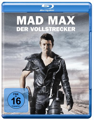 Mad Max 2 - Der Vollstrecker [Blu-ray]