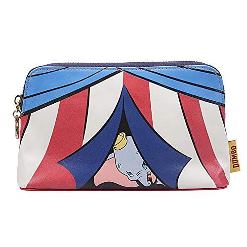 Echte Disney Dumbo Zirkus Make-up Kosmetiktasche Kosmetiktasche Kulturbeutel