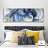 NOBRAND Arte Abstracto Irregul Line Pintura De Pared Carteles E Impresiones Arte De Pared Pintura Al Óleo Decoración Lienzo Pintura Imágenes para Sala De Estar