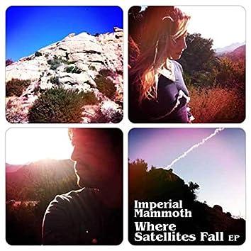 Where Satellites Fall - EP
