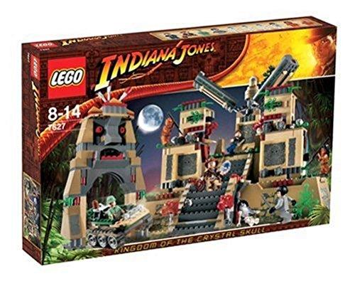 LEGO Indiana Jones – Templo de la Calavera de Cristal
