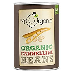 Mr. Organic, 141-157 Acre Lane Packaging Info: Recyclable. Once opened, keep me refrigerated and i'll remain sumptuous for 72 hours. Remove me from my can, put me in a non-metallic container. Country of Origin: Italy. Beans