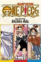 One Piece (Omnibus Edition), Vol. 4: Includes vols. 10, 11 & 12 (4)