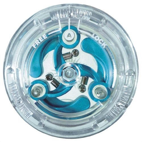 Crystal Edition Getting Fit 42205 ActivePeople Triple Action Yo-Yo Toy