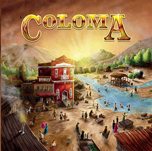 Coloma - Deutsche Version